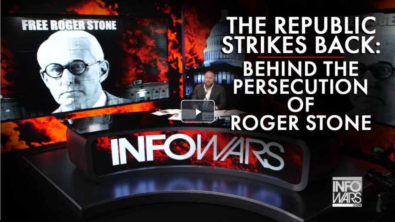 The Republic Strikes Back: Behind The Persecution Of Roger Stone